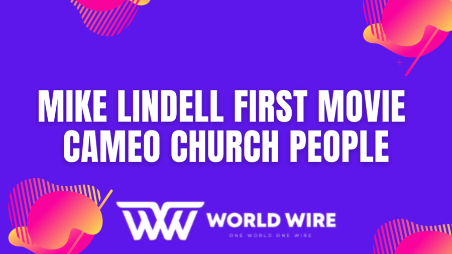 Mike Lindell First Movie Cameo Church People