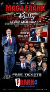 Donald Trump to visit Mike Lindell's MAGA rally on June 12