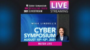 Watch Mike Lindell's Cyber Symposium Livestream