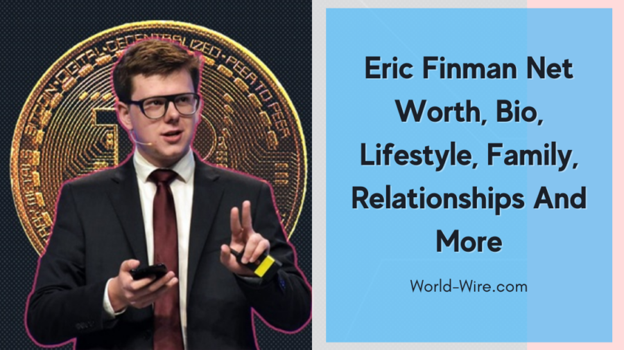 Erik Finman Net Worth, Bio, Lifestyle, Family, Relationships And More