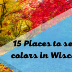 15 places to see fall colors in wisconsin