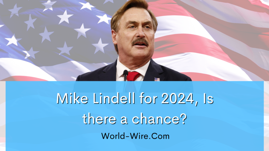 Mike Lindell for 2024, Is there a chance?