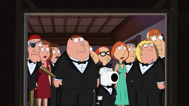 Best Family Guy episodes - And Then There Were Fewer