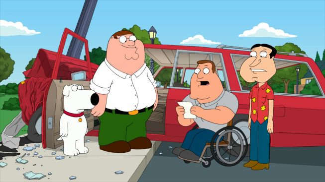 Best Family Guy episodes - Forget-Me-Not