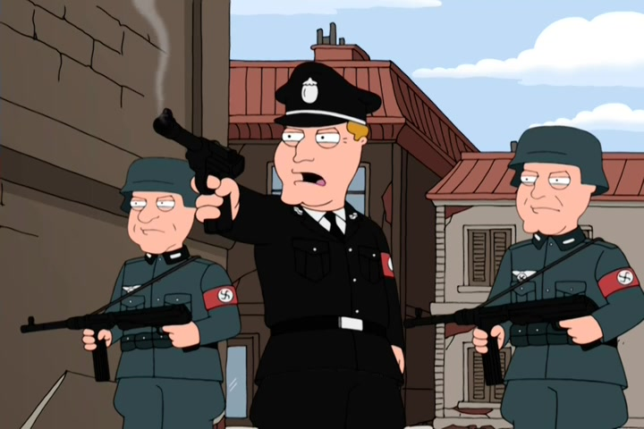 Best Family Guy episodes - Road to Germany