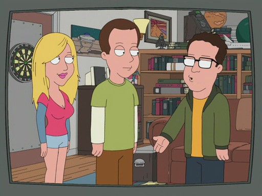 Best Family Guy episodes - The Big Bang Theory