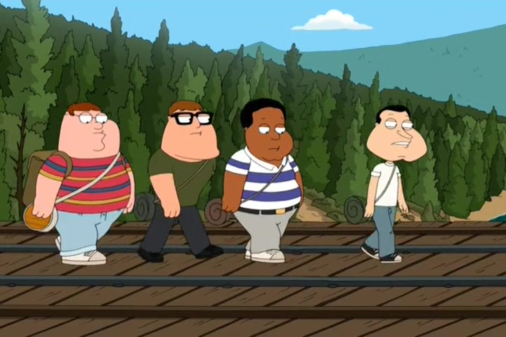 Best Family Guy episodes - Three Kings