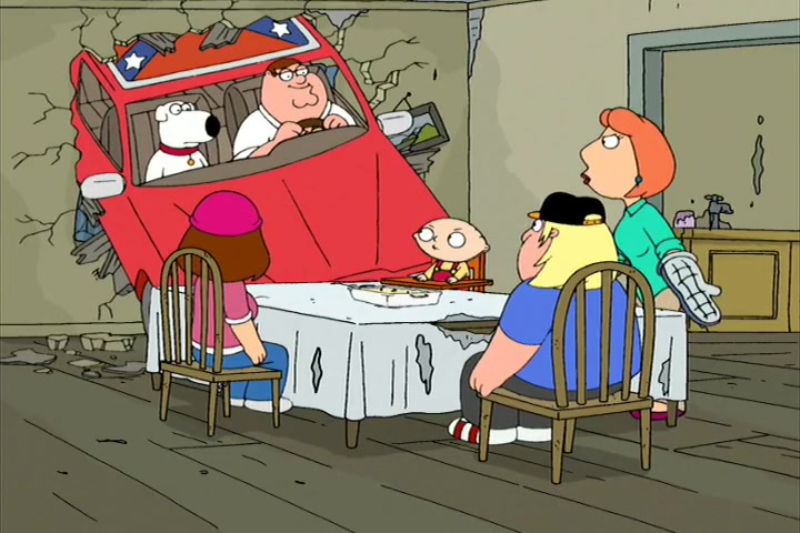 Best Family Guy episodes - To Love and Die in Dixie