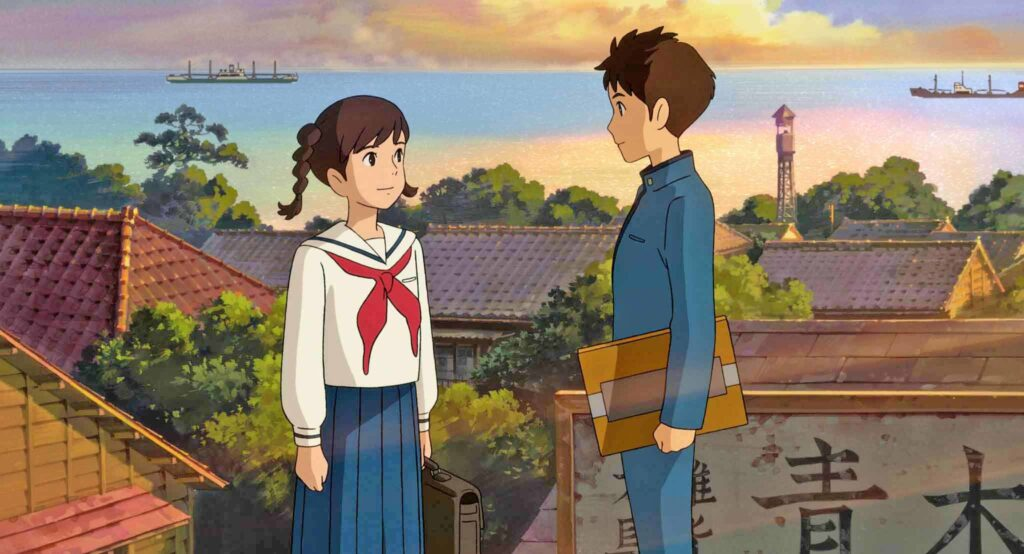 Best Romance Anime - From Up on Poppy Hill
