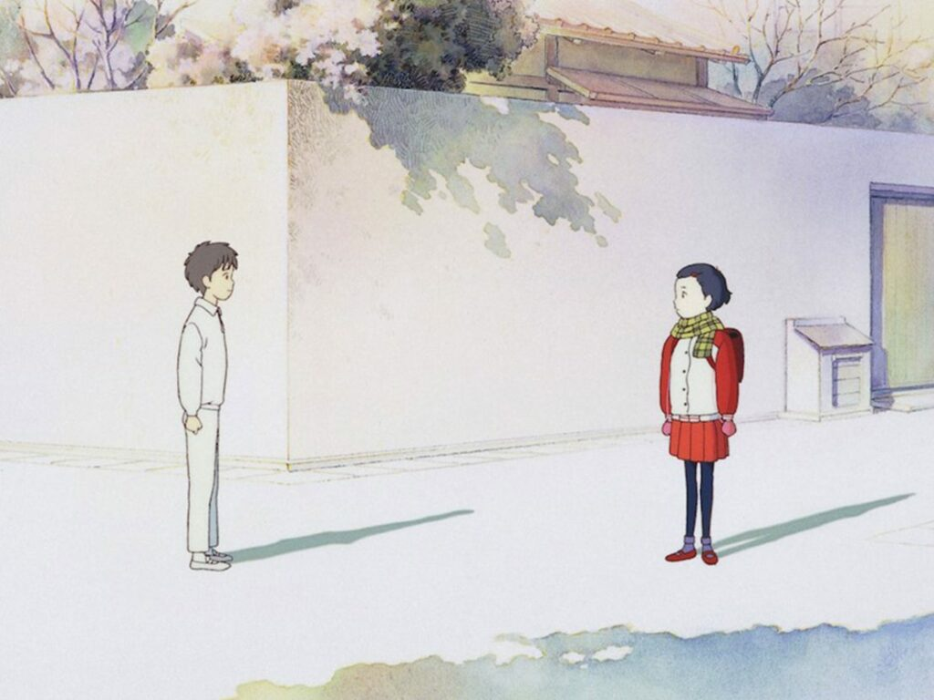 Best Romance Anime - Only Yesterday