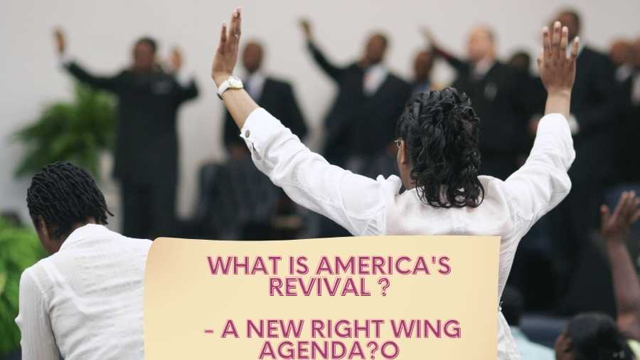 What is America's revival