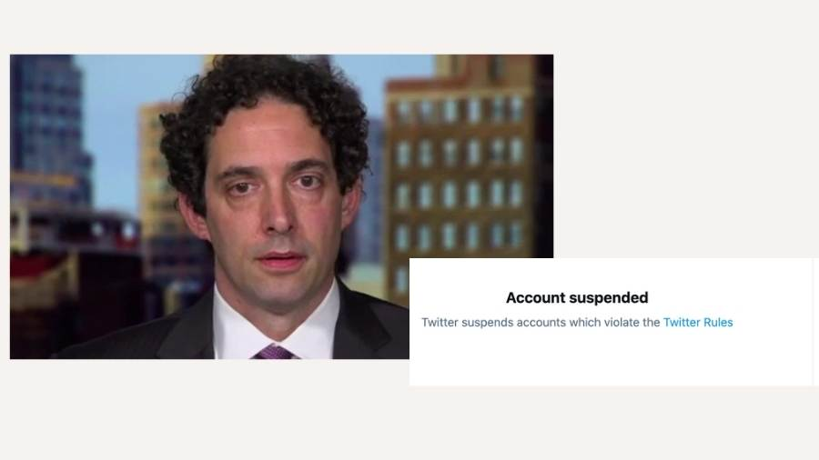 Alex Berenson gets Banned by Twitter for Controversial Tweets
