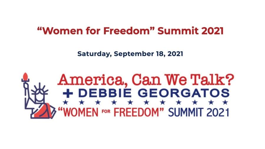 Everything about Women for Freedom Summit 2021