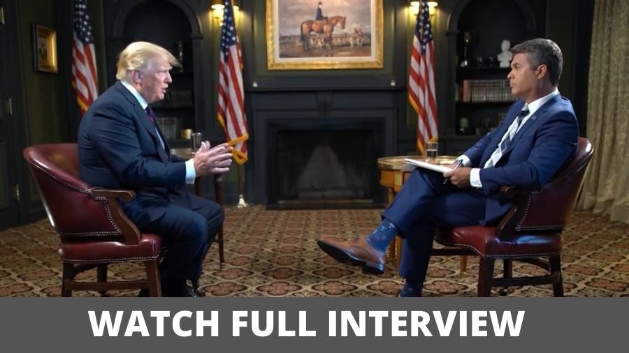 Watch Donald Trump's Full Interview with Dan dated 31 Aug